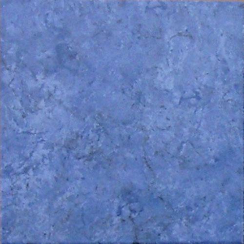 """Blaue Fliesen: Sockelfliese """"Litos Azul"""", Spanische Fliese, Klassische"""